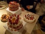 ケーキ集合!