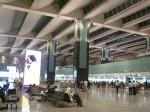 バンガロール空港での一枚