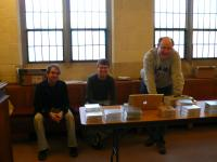 Thanks guys for selling my CDs!!! Helpful folks from The Michigan Fingerstyle Guitar Society.