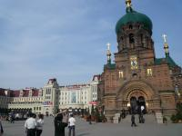 St. Sophia Church, Harbin, China.