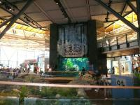 Vancouver Airport…beautifully designed.